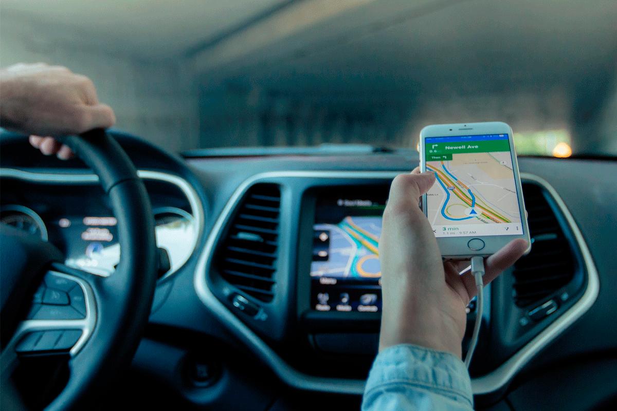 Apps móviles para transportistas